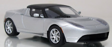 Schuco Pro.R Tesla Roadster in Silver 450897600 1/43 NEW Resin