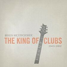 Various Artists, Bug - Bugs Henderson Tribute: King of Clubs [New CD]