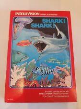 Shark Shark (Intellivision, 1982)