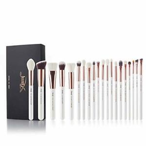 Jessup Brush Set 20 PCS Makeup Brushes for Foundation Blending Blush Concealer