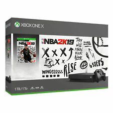 Microsoft CYV-00070 Xbox One X NBA 2K19 Bundle