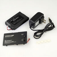 New WLB-817S 3000mAh LIPO Battery Pack For Yaesu FT-817 FT-818 +Charger+Hatch