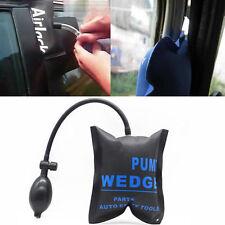 Car Door Pit Dent Tool  Wedge Alignment Inflatable Shim Air Bag Cushioned Pump