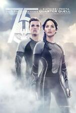 THE HUNGER GAMES: CATCHING FIRE - 27x40 D/S Original Movie Poster One Sheet 2013