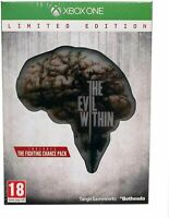 The Evil Within Limited Edition - Xbox One - BRAND NEW SEALED