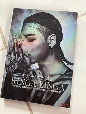 Kpop Korean Pop Big Bang Taeyang Ringa Linga Themed MV DVD