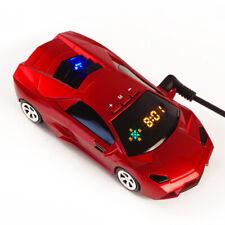 Car Shape 360 Degree Voice Alarm Radar Detectors Speed Control Alert Detection