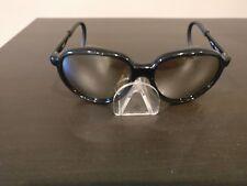 7d214991c9 VINTAGE Glacier Climbing Ski Black Mirror Cable Wrap Sunglasses Japan