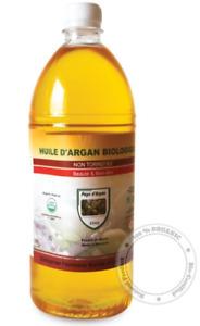 100% Organic Moroccan Virgin Argan Oil Cold Pressed  Raw CERTIFIED COSMETIC