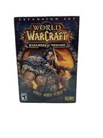 World of Warcraft: Warlords of Draenor (Windows/Mac, Game) Expansion Set New Pc