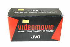 JVC RM-V50U Videomovie IR Transmitter Wireless Remote Control Kit