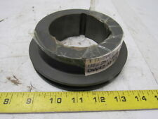 "1-3V6.0 Single Groove 6"" Pulley/Sheave 2517 Bushed Bore"