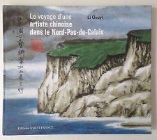 Le voyage d'une artiste chinoise dans le Nord-Pas-de-Calais -  Li Guoyi