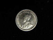 1915 Canada 5 Cents - Silver