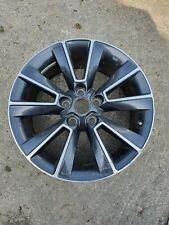 Skoda yeti alloy wheel 17