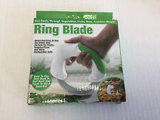 Tekno Products Ring Blade CutterKitchen Salad Slicer Vegetable ChopperGadget