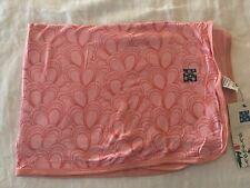 New listing New Kickee Pants Swaddling Blanket in Lotus Mussel (2016)