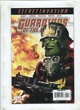 GUARDIANS OF THE GALAXY #4 - DAMAGES! - (9.2) 2008