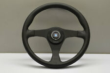 NARDI GARA 350MM BLACK LEATHER STEERING WHEEL - 6020.35.2071 IN STOCK!