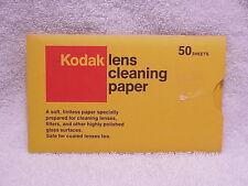 Kodak Lens Tissue | New | NOS | $3.45 |