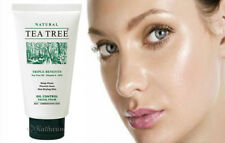Tea Tree Natural Facial Cleansing Foam Oil Control Acne Cleanser Treatment 35g