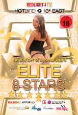 Redlight Elite Stars 8 radio Viaccess SMART scheda 12 mesi FSK 18