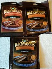 3 Packages of LEM Backwoods Breakfast Fresh Sausage Seasoning enough for 15 lbs