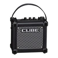 Roland Micro Cube GX Guitar Amplifier With On Board Digital Effects - Brand New!