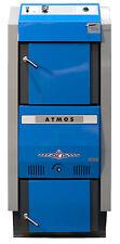 Holzvergaser Komplett-Anlage Atmos GSX 50 50 kW Kessel Pufferspeicher Laddomat