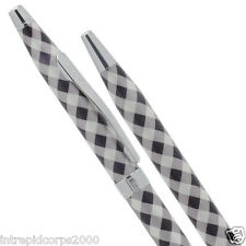 Cross Executive Essential Century Classic black Gingham Print Ballpoint Pen