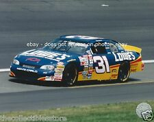 MIKE SKINNER LOWES CHEVY MONTE CARLO NASCAR WINSTON CUP CAR 8 X 10 PHOTO #03