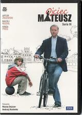Ojciec Mateusz - sezon 3 (DVD 4 disc) 2010 serial Artur Zmijewski POLSKI POLISH