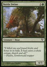 FOIL Suino delle Ortiche - Nettle Swine MTG MAGIC AVR Avacyn Restored Ita