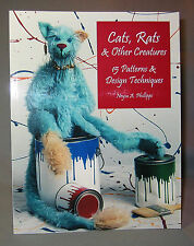 Cats, Rats and Other Creatures Pattern Book by Neysa A. Phillippi Purely Neysa