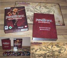 Dungeon Siege II Deluxe Edition RIESIG PC Sonderedition viel Bonus usw. TOP