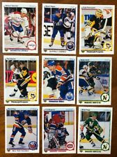 1990-91 Upper Deck High Series Hockey (401-550) - U-Pick From List - 6 for $1