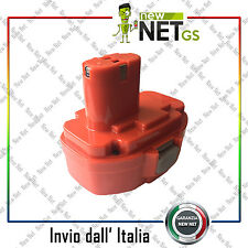 Batteria compatibile per Makita 1835 18V 3000mAh 03031