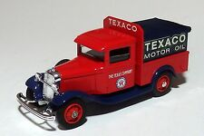 ELIGOR 1932 FORD TEXACO COVERED PICKUP   O scale 1:43  On30  On3 ^