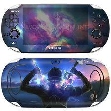 Skin Decal Sticker For PS Vita Original PCH-1000 Series Consoles SAO #08 + Gift