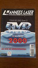 Livre : Les années laser : Tous les DVD Zone 2 Hors-série 2000