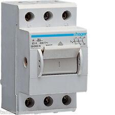 Hager SH363N Hauptschalter 3polig 63A Ausschalter 400 V Kompaktschalter NEU