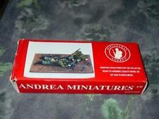 Andrea Miniatures 54mm : WW2 Elite German MG42 Machine Gun Team - #S5-S03