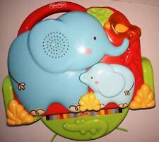 Fisher Price luv u zoo crib n go projector soother in good condition