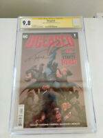 DCeased #1 CGC SS 9.8 - 2x Sigs- Greg Capullo, Tom Taylor