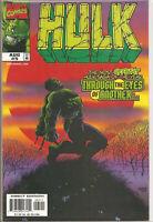 °HULK #5: vs MAN-THING THROUGH THE EYES OF ANOTHER° US Marvel 1999 John Byrne