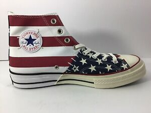 Converse Chuck Taylor 70 American Flag/Blue Casual Shoes US Size 11