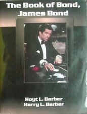 JAMES BOND 007 MOVIES, 2000 BOOK - THE BOOK OF BOND