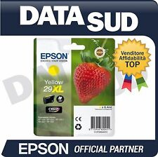 E229140 Cartuccia Epson Claria Home Giallo Serie 29xl Fragola RS APOELECTRONICS