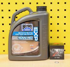 Honda CB 1300 F/s / sa 03-13 Filtre D'huile originale huile Repsol Sport 10w40