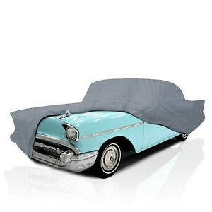 Ultimate HD 5 Layer Waterproof Semi Custom Car Cover for Mercury Medalist 1956